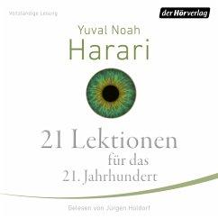 21 Lektionen für das 21. Jahrhundert (MP3-Download) - Harari, Yuval Noah