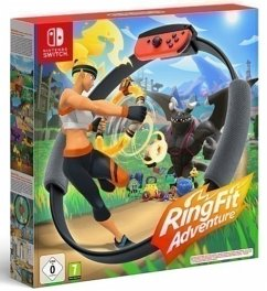 Ring Fit Adventure (Nintendo Switch)
