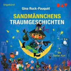 Sandmännchens Traumgeschichten (MP3-Download) - Ruck-Pauquèt, Gina