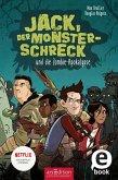 Jack, der Monsterschreck, und die Zombie-Apokalypse / Jack, der Monsterschreck Bd.1 (eBook, ePUB)