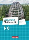 Lernstufen Mathematik 8. Jahrgangsstufe - Mittelschule Bayern - Schülerbuch