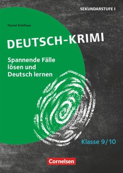 Klasse 9/10 - Deutsch-Krimi - Kohlhaas, Daniel