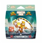 King of Tokyo - Monsterpack Cybertooth (Spiel)