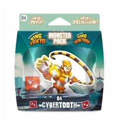 King of Tokyo - Monsterpack Cybertooth (Spiel)