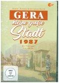 Gera - kleine große Stadt 1987, 1 DVD