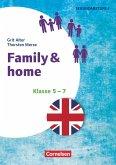 Klasse 5-7 - Family & Home