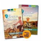 traumtouren E-Bike & Bike Start-Set mit 2 Bänden