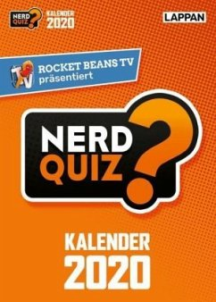 Rocket Beans - Nerd Quiz-Kalender 2020 - Rocket Beans Entertainment GmbH