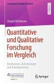 Quantitative und Qualitative Forschung im Vergleich (eBook, PDF)