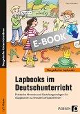 Lapbooks im Deutschunterricht - 1./2. Klasse (eBook, PDF)