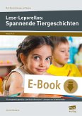 Lese-Leporellos: Spannende Tiergeschichten Kl. 1/2 (eBook, PDF)