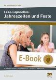 Lese-Leporellos: Jahreszeiten und Feste Kl. 3/4 (eBook, PDF)