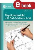 Physikunterricht mit DaZ-Schülern 5-10 (eBook, PDF)