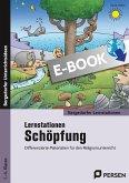 Lernstationen Schöpfung (eBook, PDF)