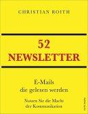 52 NEWSLETTER (eBook, ePUB)