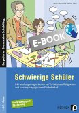 Schwierige Schüler - Förderschule (eBook, PDF)
