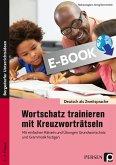 Wortschatz trainieren mit Kreuzworträtseln (eBook, PDF)