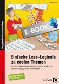 Einfache Lese-Logicals zu coolen Themen (eBook, PDF)