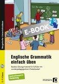 Englische Grammatik einfach üben (eBook, PDF)