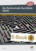 Der Rechtschreib-Durchblick: Spiele (eBook, PDF)