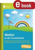 Wetter in der Grundschule (eBook, PDF)