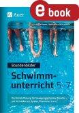 Stundenbilder Schwimmunterricht 5-7 (eBook, PDF)