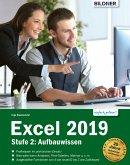Excel 2019 - Stufe 2: Aufbauwissen (eBook, PDF)