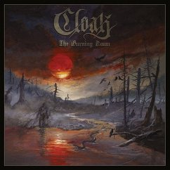 The Burning Dawn (Black Vinyl) - Cloak