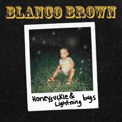 Honeysuckle & Lightning Bugs - Blanco Brown