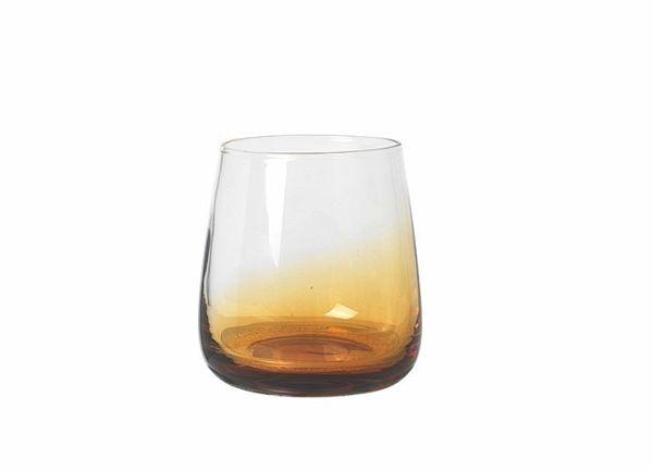 Broste copenhagen Trinkglas 'Amber'