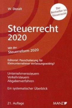 Steuerrecht 2020 - Doralt, Werner