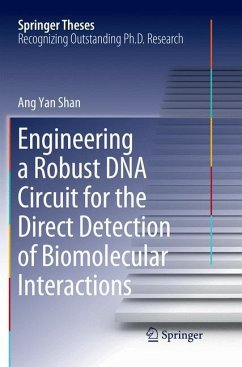Engineering a Robust DNA Circuit for the Direct Detection of Biomolecular Interactions - Yan Shan, Ang