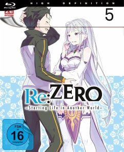 re:ZERO - Starting Life in Another World - Vol. 5 - Ep. 20-25