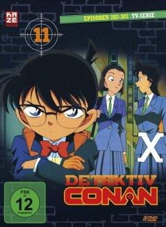 Detektiv Conan - die TV-Serie - 4. Staffel - DVD Box 11 DVD-Box