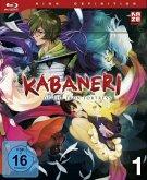 Kabaneri of the Iron Fortress - Vol. 1 BLU-RAY Box