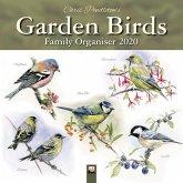 Chris Pendleton Garden Birds Family Organiser (Art Calendar) 2020