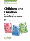 Children and Emotion (eBook, ePUB)