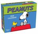 Peanuts 2020 Mini Day-to-Day Calendar