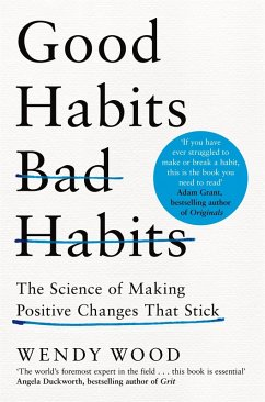 Good Habits, Bad Habits (eBook, ePUB) - Wood, Wendy