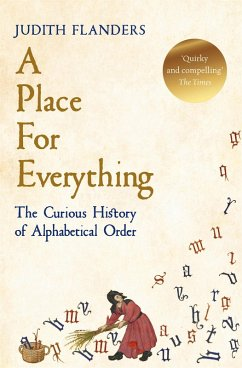 A Place For Everything (eBook, ePUB) - Flanders, Judith