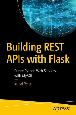 Building REST APIs with Flask (eBook, PDF) - Relan, Kunal