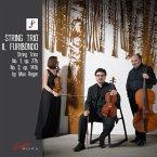 Reger: String Trios,Op.77b & Op.141b