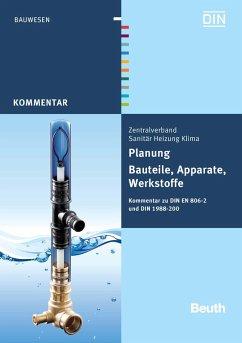 Planung - Bauteile, Apparate, Werkstoffe (eBook, PDF) - Heinrichs, Franz-Josef; Rickmann, Bernd