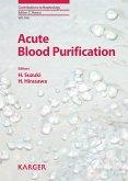 Acute Blood Purification (eBook, ePUB)