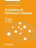 Psychiatry of Parkinson's Disease (eBook, ePUB)
