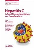 Hepatitis C in Renal Disease, Hemodialysis and Transplantation (eBook, ePUB)