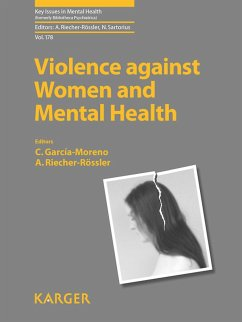 Violence against Women and Mental Health (eBook, ePUB)