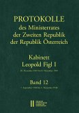 Protokolle des Ministerrates der Zweiten Republik, Kabinett Leopold Figl I (eBook, PDF)