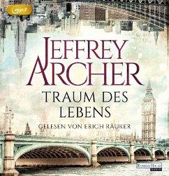 Traum des Lebens, 3 MP3-CD - Archer, Jeffrey