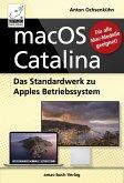 macOS Catalina - das Standardwerk zu Apples Betriebssystem - PREMIUM Videobuch (eBook, ePUB)